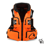 Gilet de Sauvetage Orange I FishXper