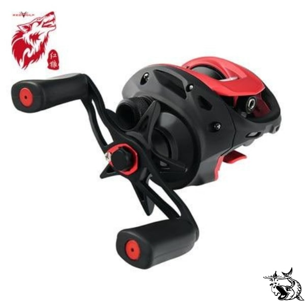 Moulinet Casting RedWolf | FishXper