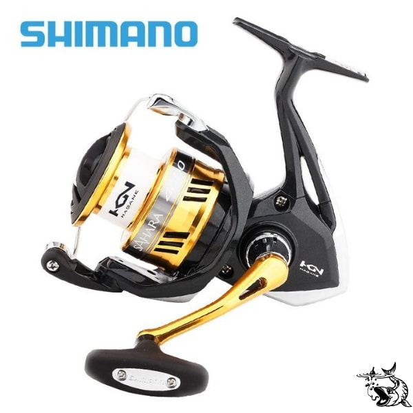 Moulinet Spinning Shimano Sahara | FishXper
