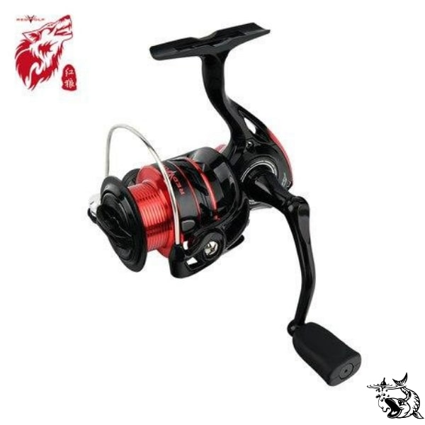 Moulinet spinning RedWolf | FishXper