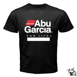 T-shirt Abu Garcia for life | FishXper