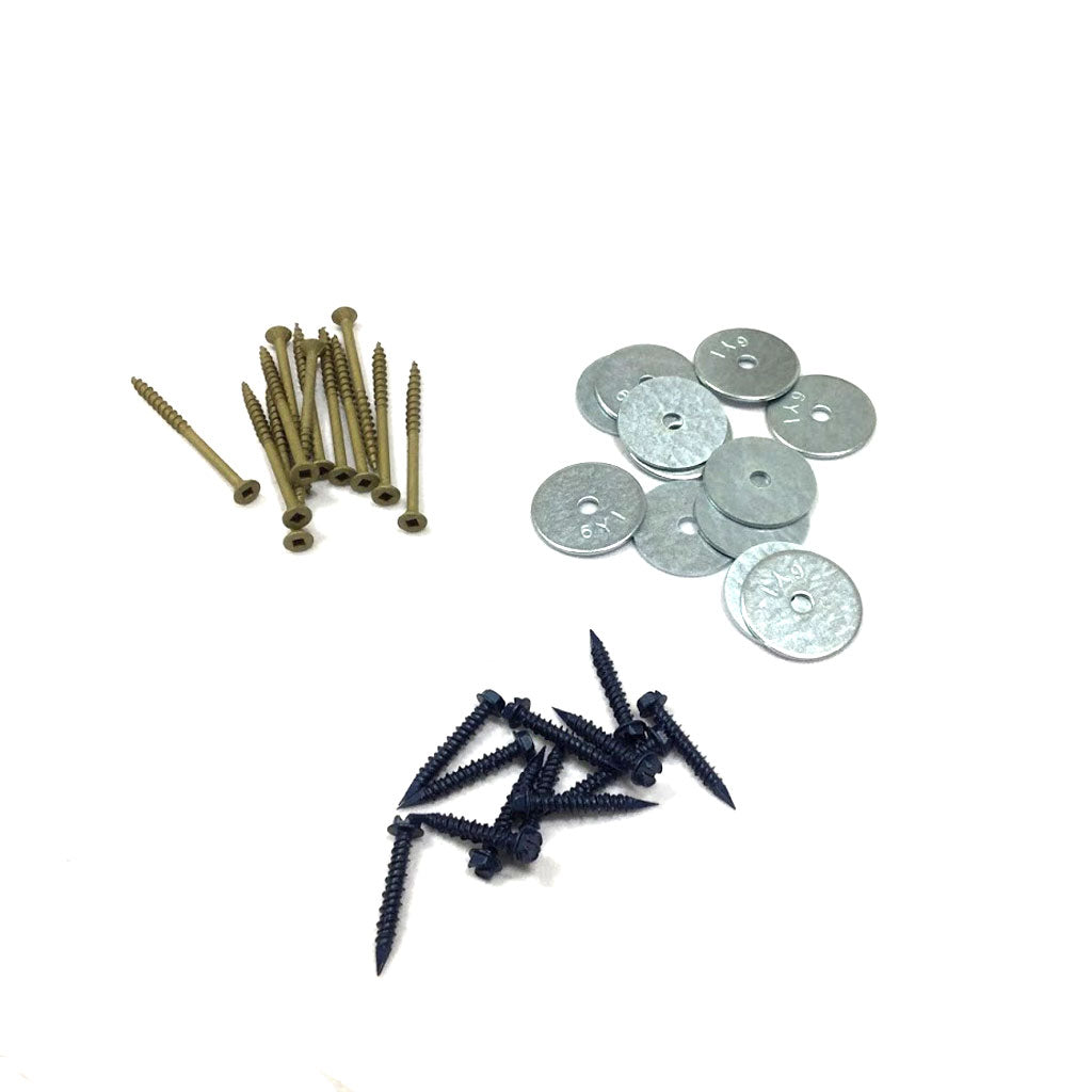 Component Mounting Hardware Kit - Habitat Haven