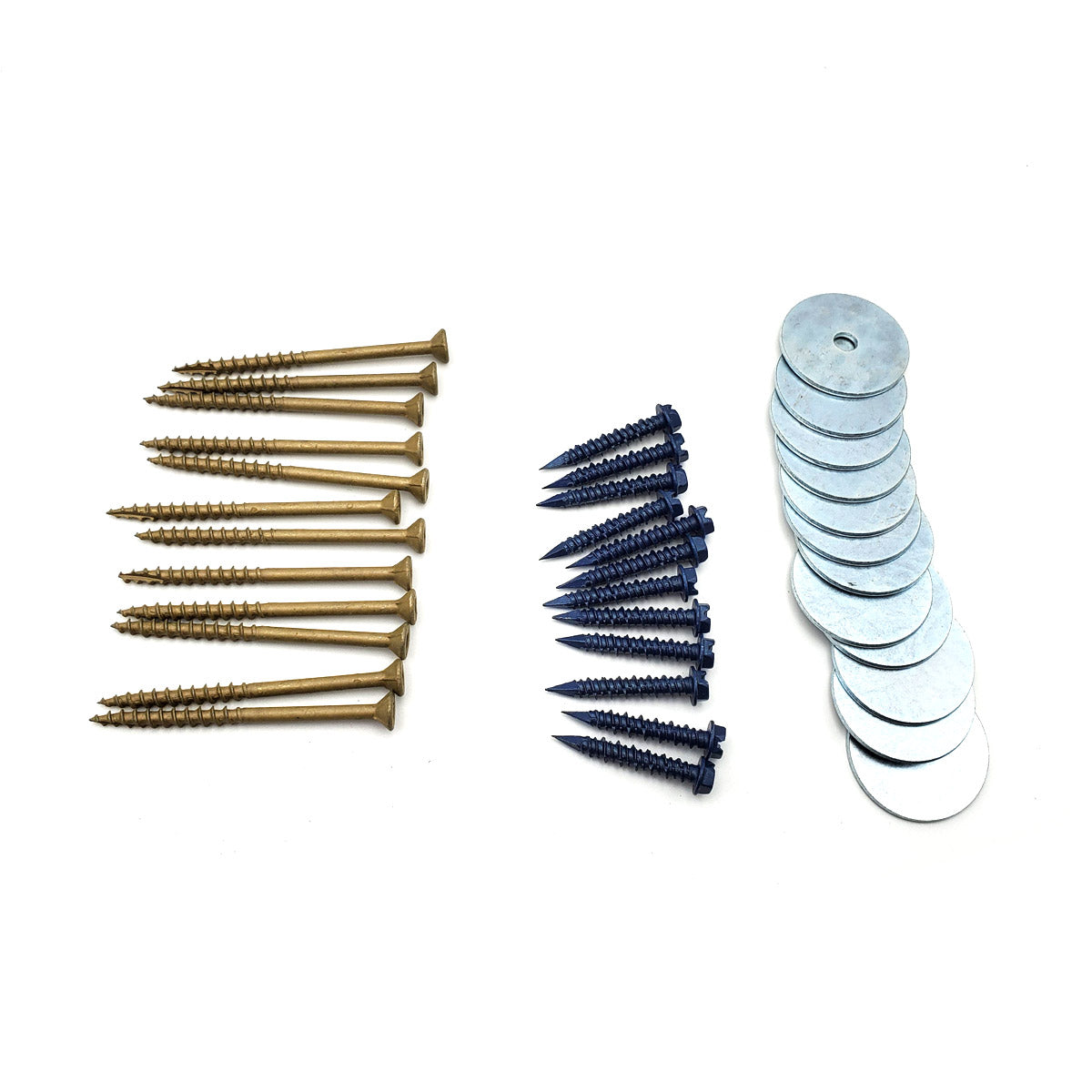 Component Mounting Hardware Kit