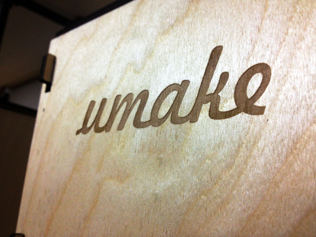 Laser engraving services on wood, plastic, leather, fabric