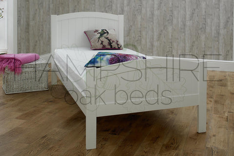 ALW Solid Wood Bed Frame