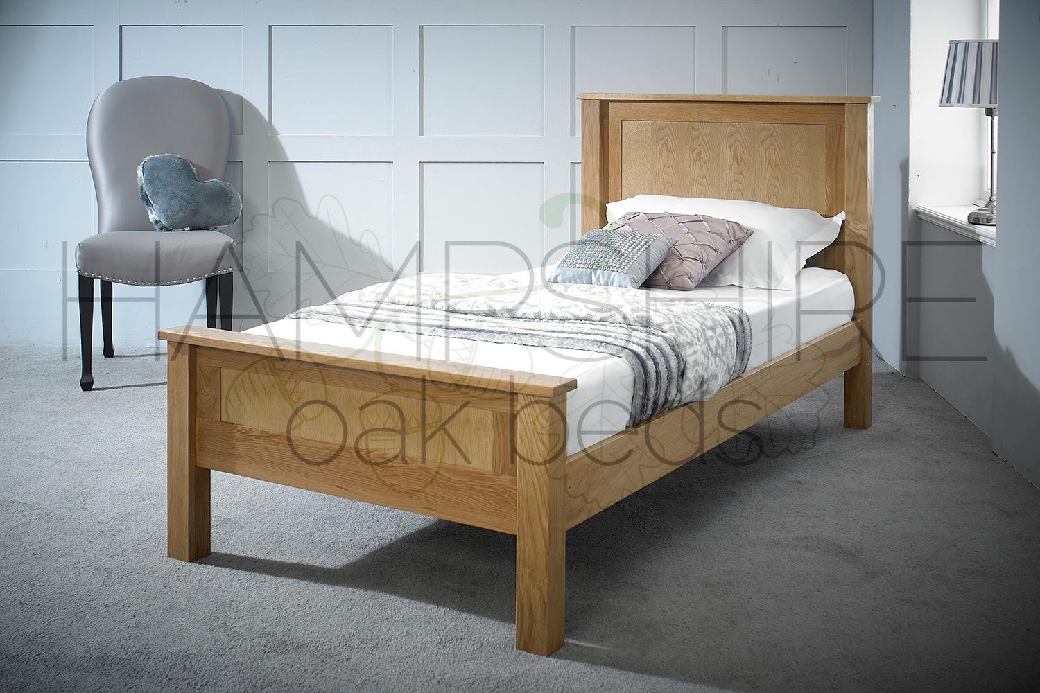 CAO Oak Bed Frame
