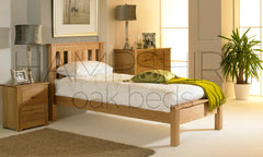 CVO Oak Bed Frame