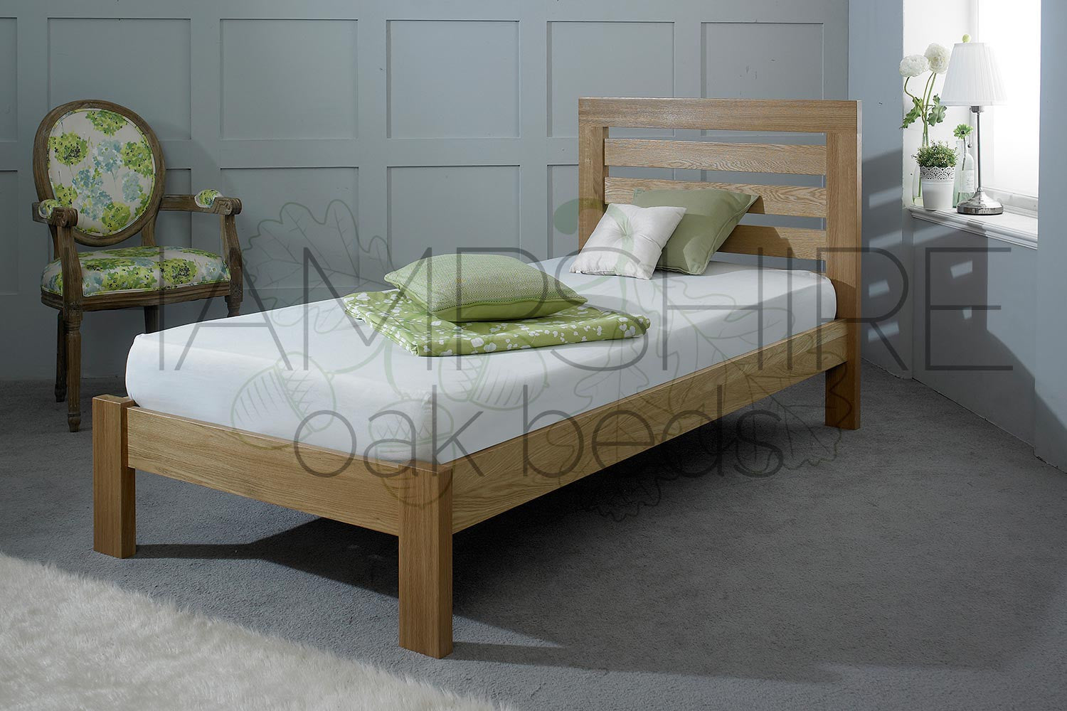 GWO Oak Bed Frame