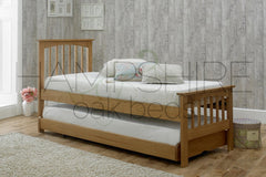 HYOGB Oak Guest Bed