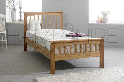HYO Oak Bed Frame