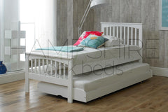 HYWGB Solid Wood Guest Bed
