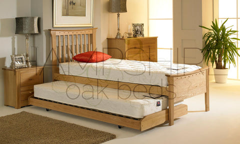 PMOGB Oak Guest Bed