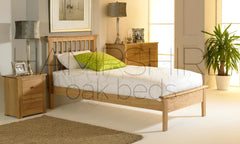 PMO Oak Bed Frame