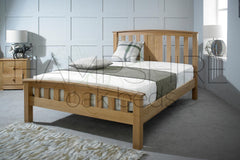 RAO Oak Bed Frame