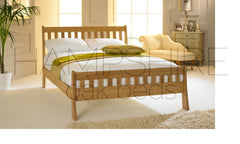 SGO Oak Bed Frame