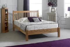TRO Oak Bed Frame