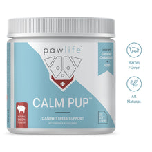 Load image into Gallery viewer, Calm Pup bacon flavor soft chews with Hemp for dogs