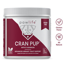 Load image into Gallery viewer, Cran Pup soft chews made for dog urinary tract support