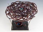 Load image into Gallery viewer, Bird Nest on Steel Stand