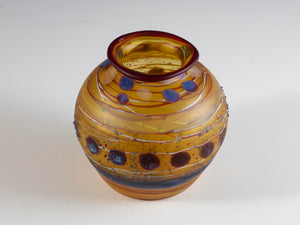 Yellow Bud Vase 2070