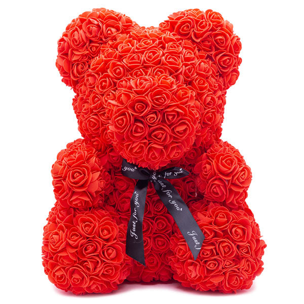 RED ROSE BEAR - Home of Roses