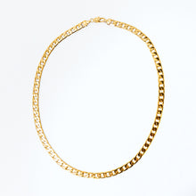 Load image into Gallery viewer, heritage link necklace in gold full