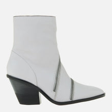 Load image into Gallery viewer, Idas in Dove Grey Ankle Boots