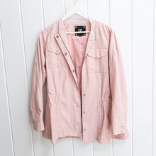 Load image into Gallery viewer, Lie Collection Blushing Track Jacket  Size S