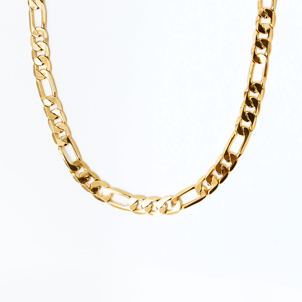 Marcelo Trio Link Necklace