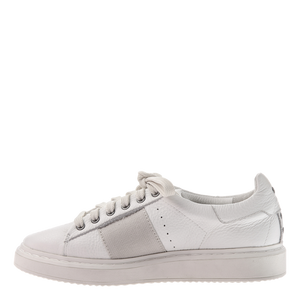 NORMCORE in WHITE, left view