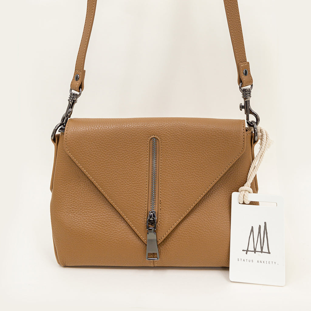 Status Anxiety Exile Crossbody Bag