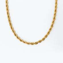 Load image into Gallery viewer, Venus Twist Chain Necklace