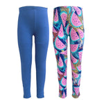 Pack 2 Leggings niña (4438966206531)