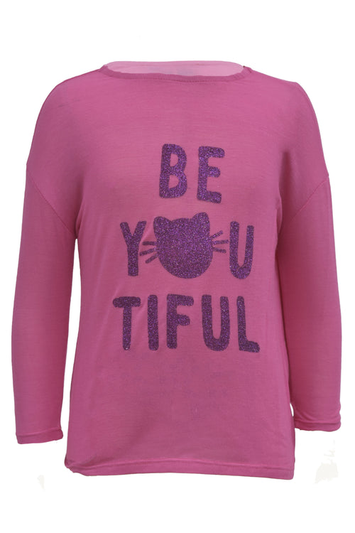 "Playera ""Be you tiful"" (4564172701763)"