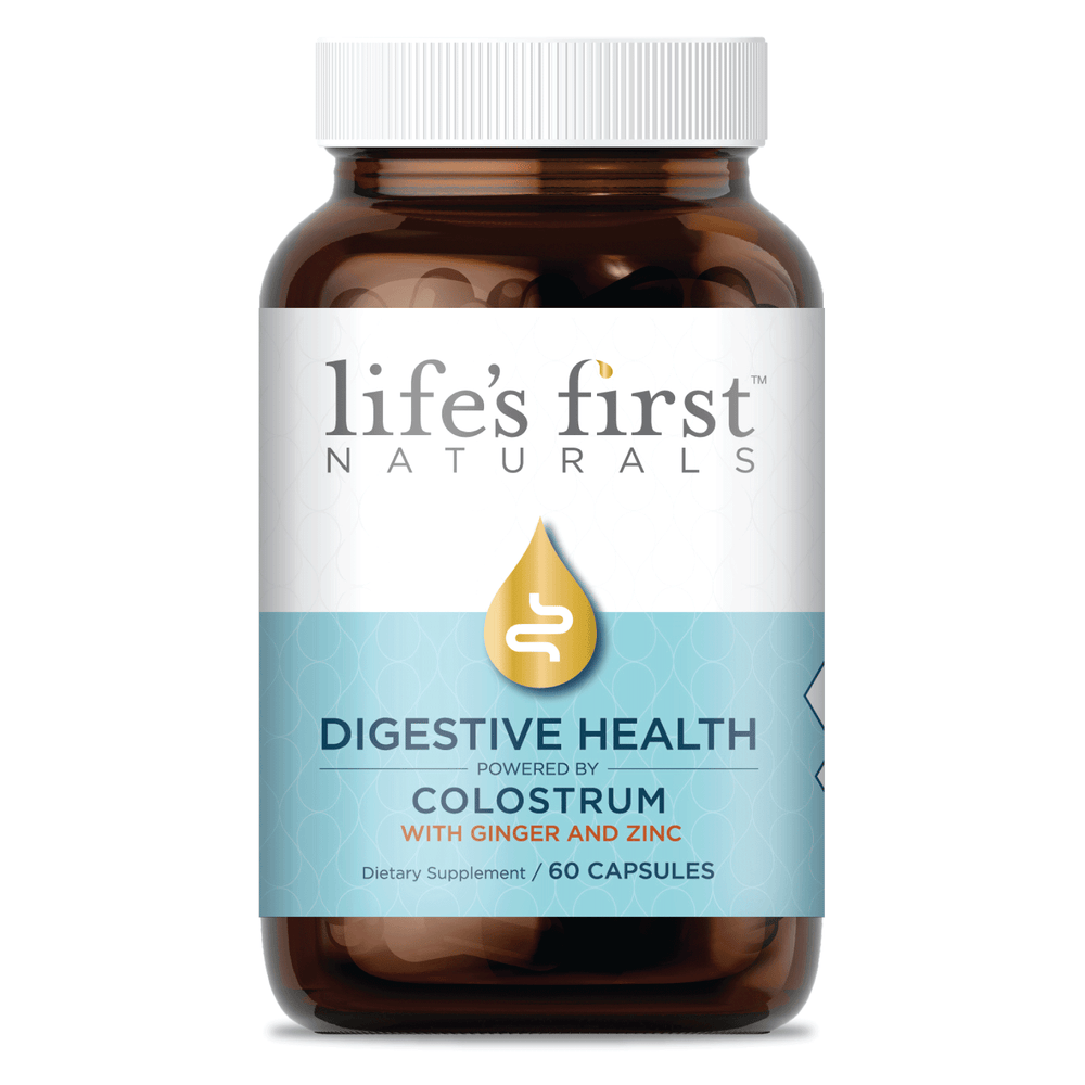 Digestive Colostrum Capsules for Adults