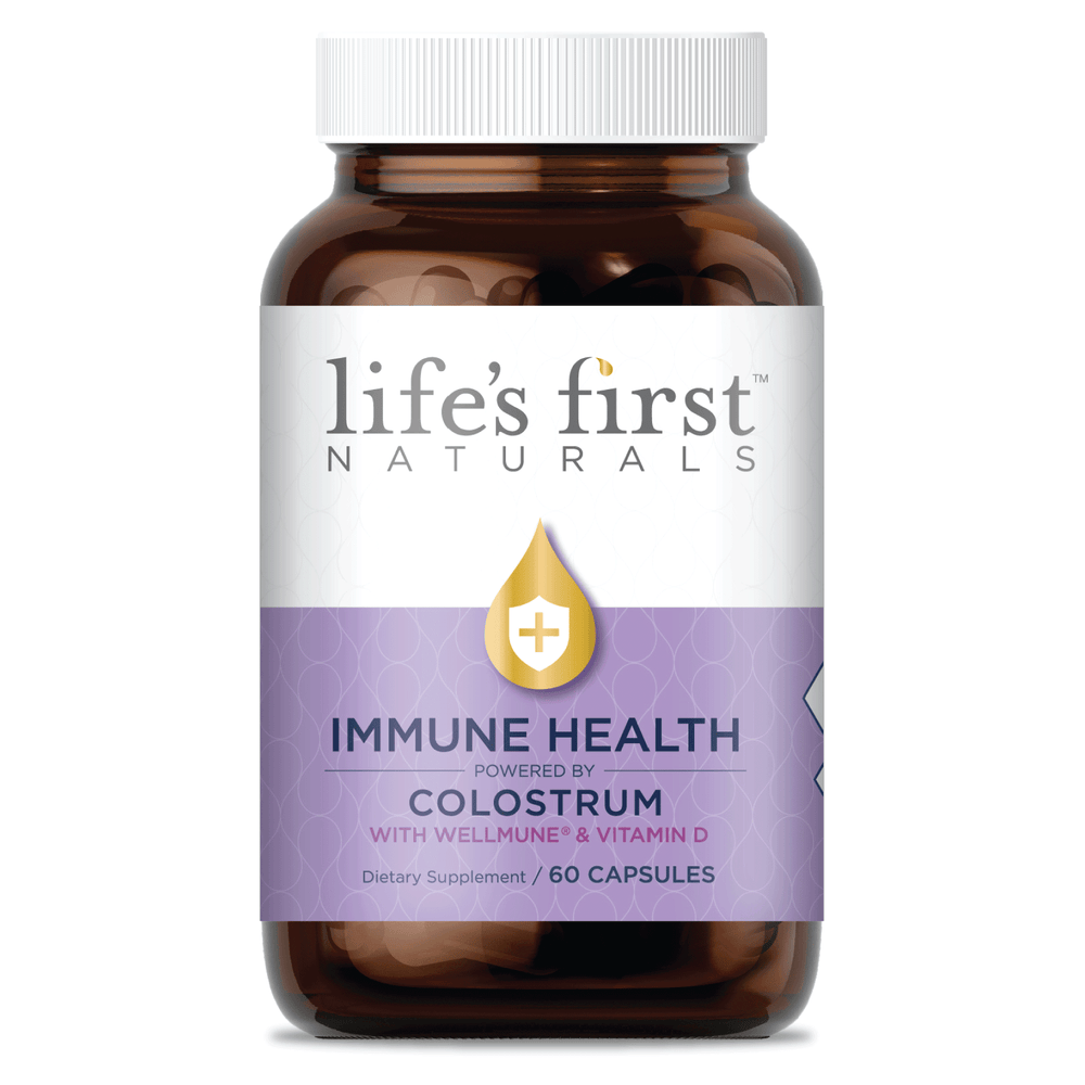 Immune Colostrum Capsules for Adults