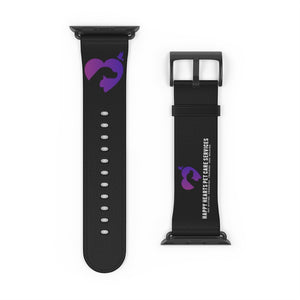 Blk Watch Band