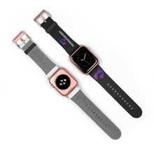 Load image into Gallery viewer, Blk Watch Band