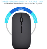 Wireless Rechargeable Mouse - Wireless Wanted
