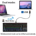 Total Control Mechanical Gaming Keyboard - Wireless Wanted