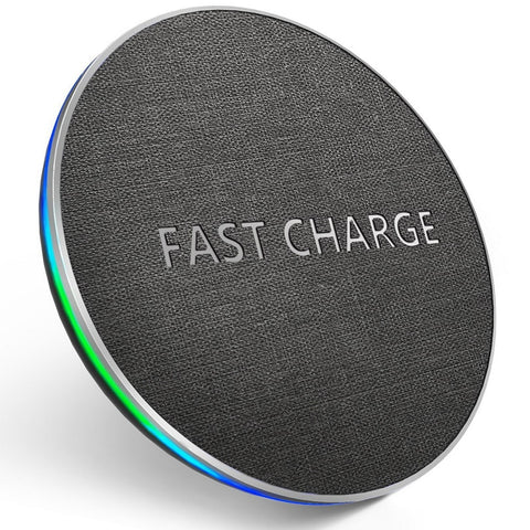 Fast iPhone Wireless Charger - Wireless Wanted