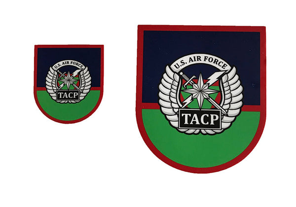 TACP Flash Sticker