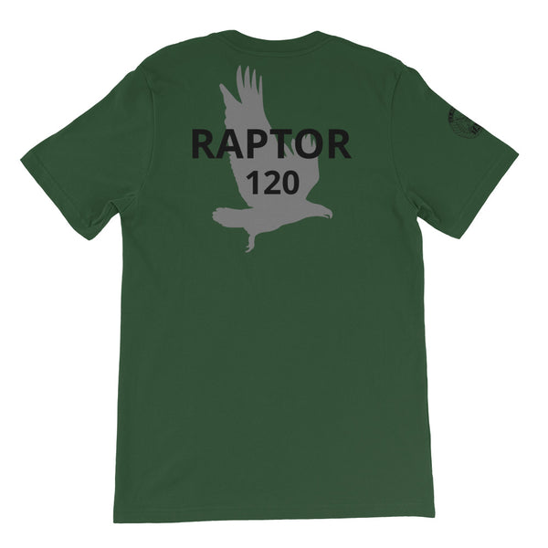 Raptor Flight Heritage Tee - Customizable