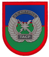 TACP Flash PVC Patch