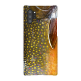 Real Brook Trout Phone Case