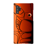 Red TX Craw Lure Phone Case