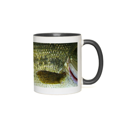 Real Largemouth Bass Coffee Mug