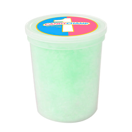 Lime Cotton Candy Tub