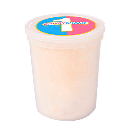 Orange Cotton Candy Tub