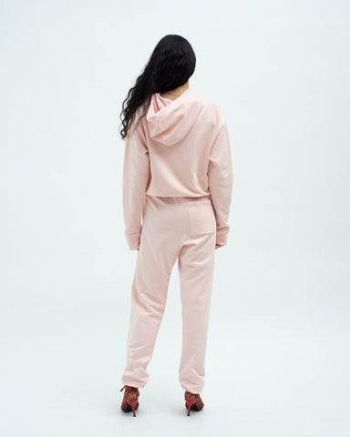 Loose fit track pants impatient pink